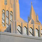 San Diego California Temple by Reese Ferrier