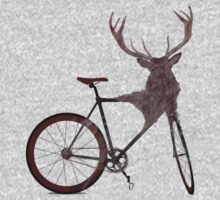 Stag Bike Kids Tee