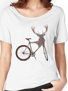 Stag Bike Women's Relaxed Fit T-Shirt