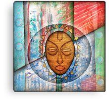 Awakening Sleeping Giant Canvas Print