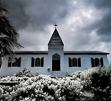 St Peter Baptist Church in Gambier Village - Nassau, The Bahamas by Jeremy Lavender Photography
