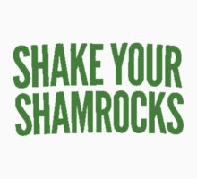 Shake Your Shamrocks [GREEN] by imjesuschrist