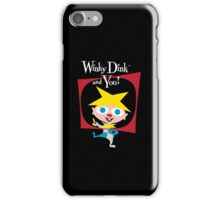 Winky Dink and You! iPhone Case/Skin