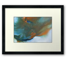 Ink Sessions #2-3 Framed Print