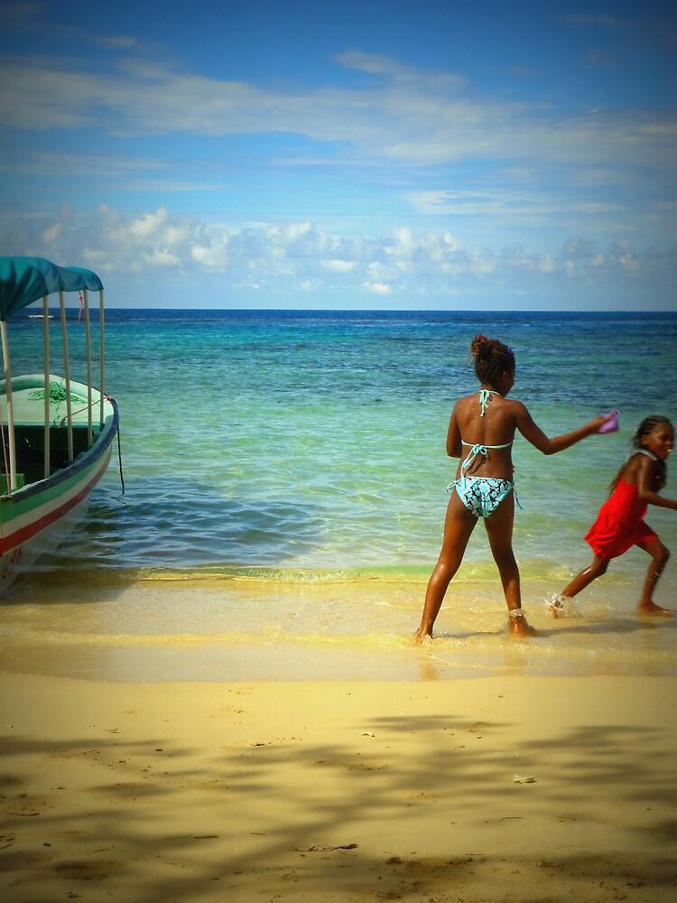 Caribbean queen by Beclund