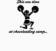 Cheerleading Camp Womens Fitted T-Shirt