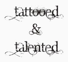 Tattooed & Talented by Jess Meacham