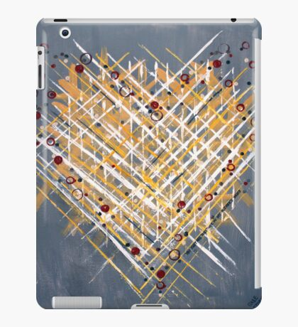 :: You Knit Me Together :: iPad Case/Skin