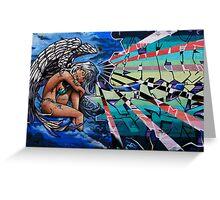 Street Art: global edition # 58 Greeting Card