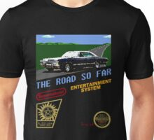 8 Bit Supernatural Road So Far Unisex T-Shirt