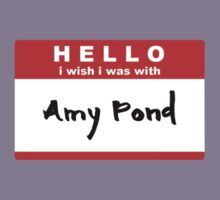 "HELLO i wish i was with ""Amy Pond"" by Gilove2dance"