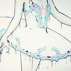 dripping ballerina 1 by cocosuspenders