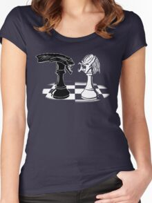 Stalemate Women's Fitted Scoop T-Shirt
