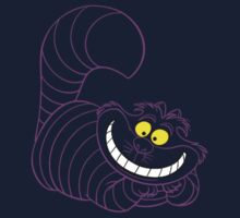 Cheshire Cat by bokeen