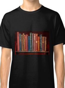 Mini library ~ of Classic books Classic T-Shirt