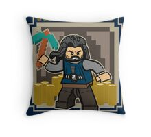 Mineshaft Throw Pillow