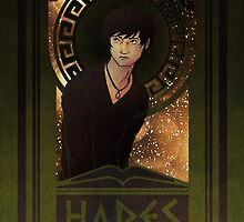 Olympia Heights: Hades by Christadaelia
