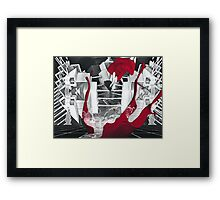 Cycle of Souls.... Framed Print