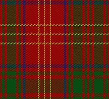 00283 Burns 1930 Tartan Fabric Print Iphone Case by Detnecs2013