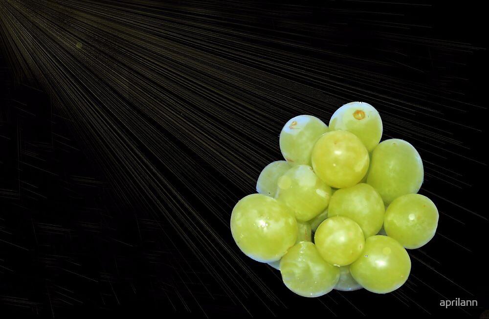 Give Me Those Grapes! by aprilann