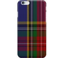 00294 MacBeth Tartan Fabric Print Iphone Case iPhone Case/Skin