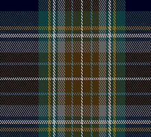 00298 Holyrood District Tartan Fabric Print Iphone Case by Detnecs2013