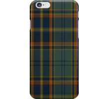 00299 Antrim County Tartan Fabric Print Iphone Case iPhone Case/Skin