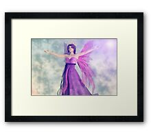 The Majestic Fairy Queen Framed Print