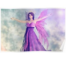 The Majestic Fairy Queen Poster