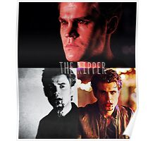 The Ripper- Stefan Salvatore Poster