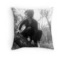 Cercyonis Throw Pillow