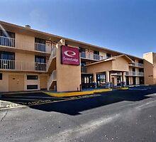 Econo Lodge Orlando by hotelneardisney
