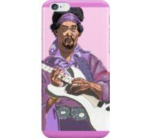 Jimmi Hendrix iPhone Case/Skin