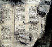 solitude by Loui  Jover