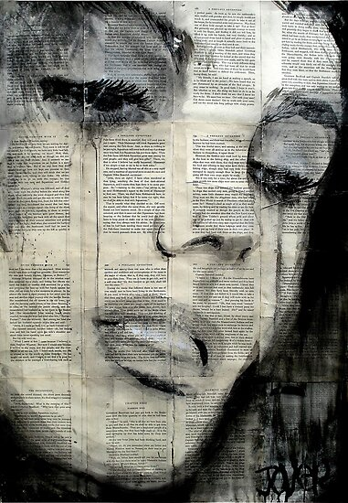 solitude by Loui  Jover