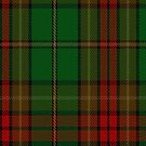 00304 Cavan County Tartan Fabric Print Iphone Case by Detnecs2013