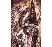 Zonde - Fallen Angel Photographic Print