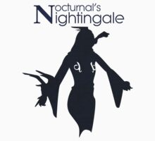 Nocturnal's Nightingale by freckilation