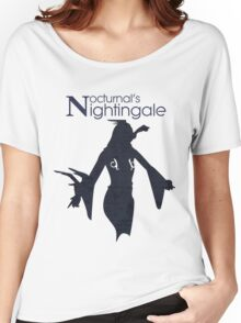 Nocturnal's Nightingale Women's Relaxed Fit T-Shirt