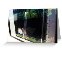 Train Image 26 02 13 Greeting Card
