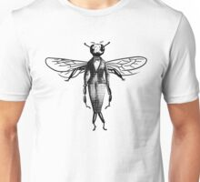 Fly Dressed in Vintage Clothing Unisex T-Shirt