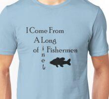 Fishing Line Unisex T-Shirt
