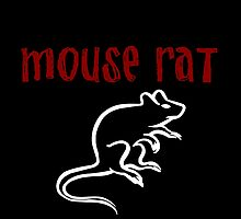 Mouse Rat  by catofnimes