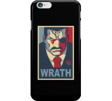 Wrath - Vote For King Bradley iPhone Case/Skin