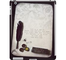 Talking About Love iPad Case/Skin