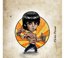 Tiny Lee. by Emiliano Morciano