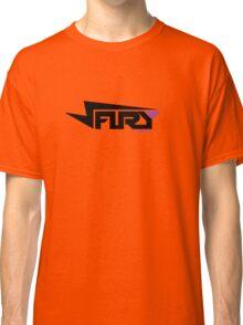 FURY CLOTHING BLACK/PURPLE Classic T-Shirt