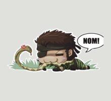 Chibi Snake Eater by shevil