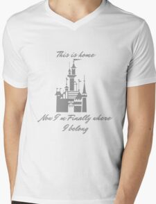 this is home Mens V-Neck T-Shirt