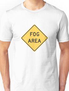 Fog Area Unisex T-Shirt